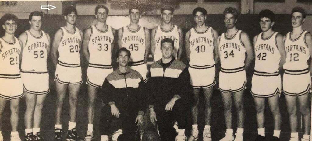 VPHS Basketball Team Photo