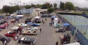 Villa Park Car Show