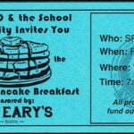 VPHS Spartan Pancake Breakfast