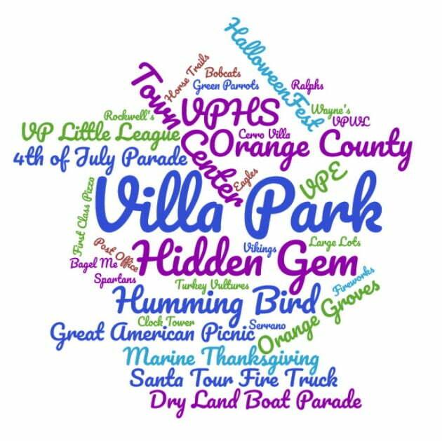 About The City of Villa Park