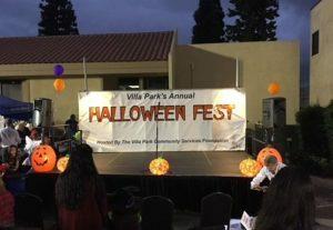 Villa Park Halloween Fest