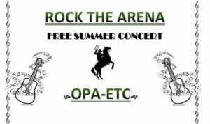 OPA Summer Concert