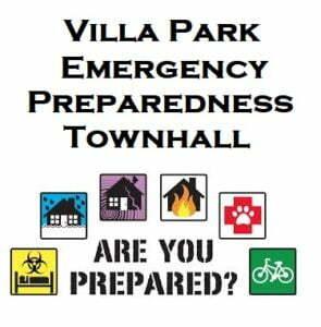 Emergency Preparedness Townhall