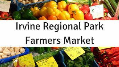 Irvine Regional Park Farmers Market