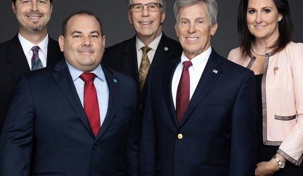 Vince Rossini Elected Mayor, Council Members Sworn-in