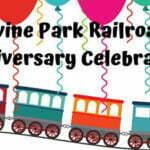 Irvine Park Railroad Anniversary Celebration