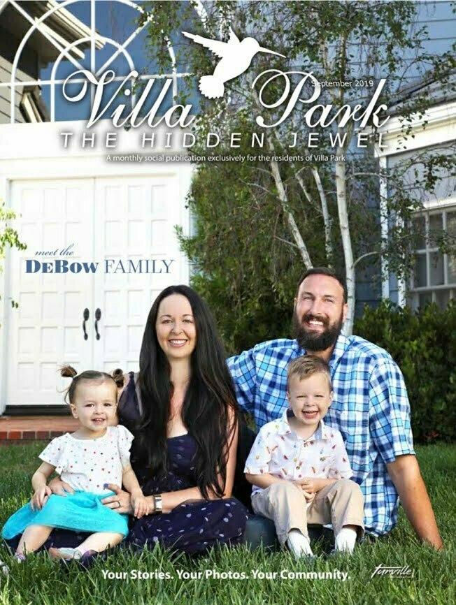 Villa Park Magazine September 2019