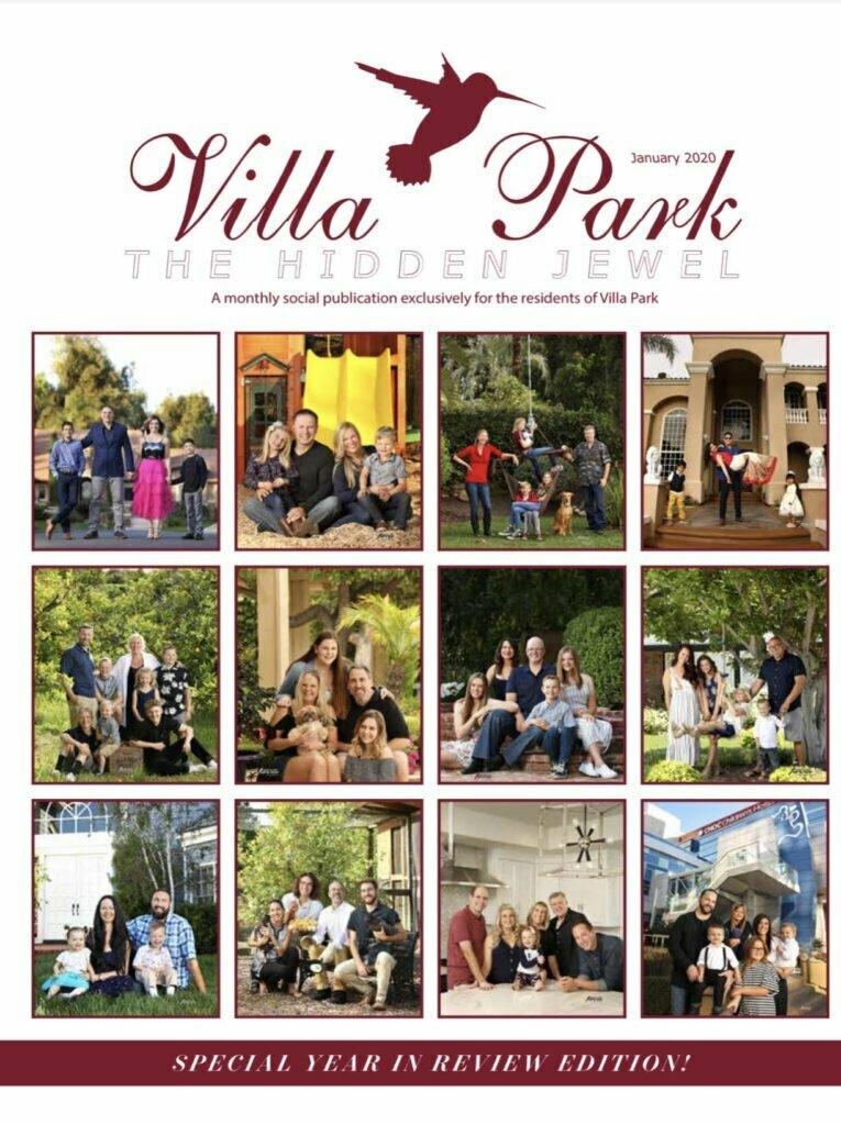 Villa Park Magazine January 2020