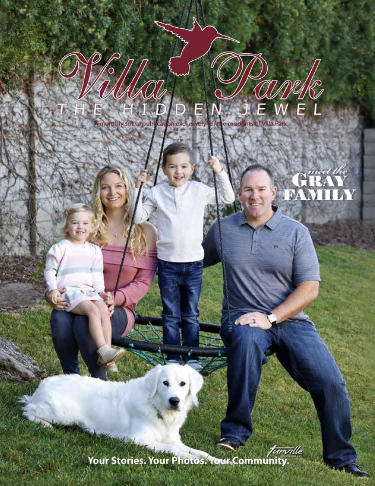 Villa Park Magazine March 2020