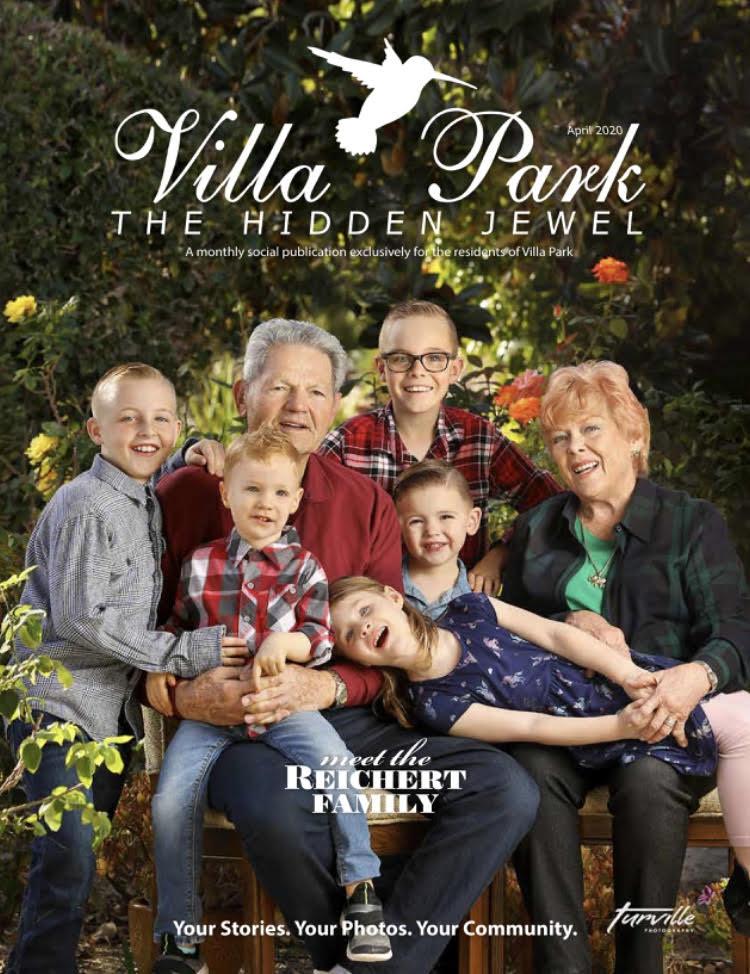 Villa Park Magazine April 2020