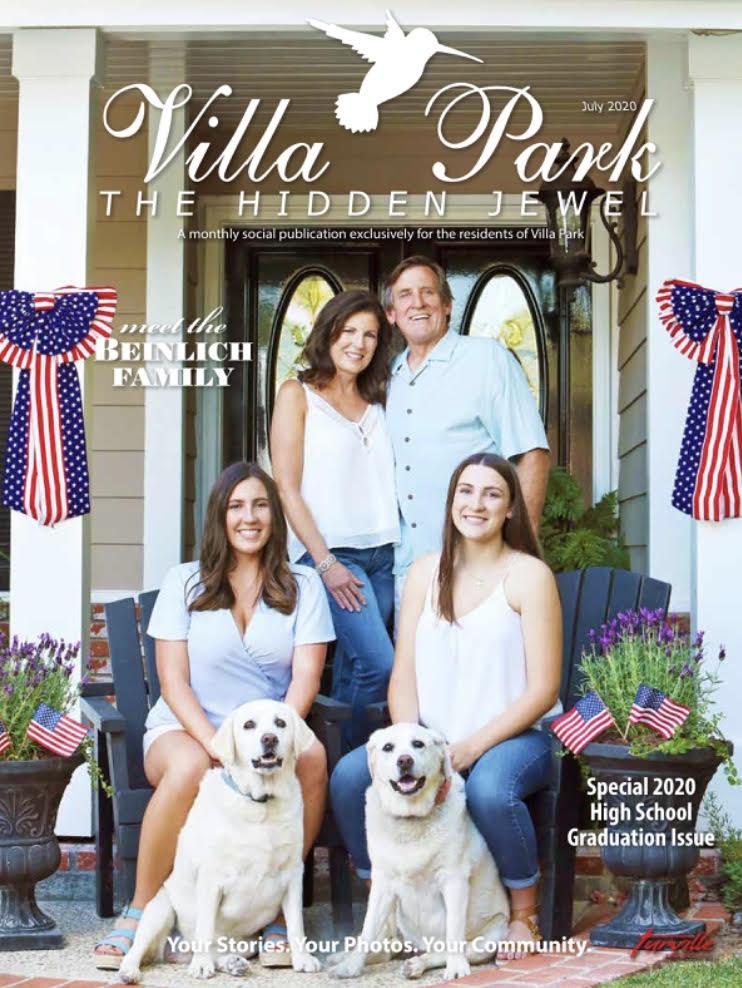 Villa Park Magazine July 2020
