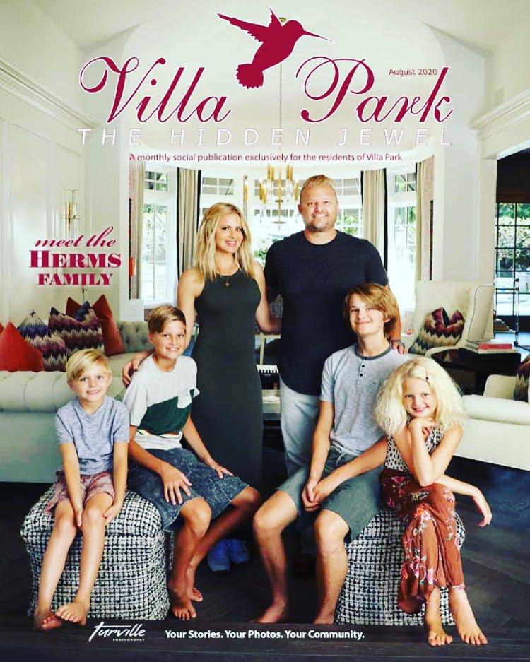 Villa Park Magazine August 2020
