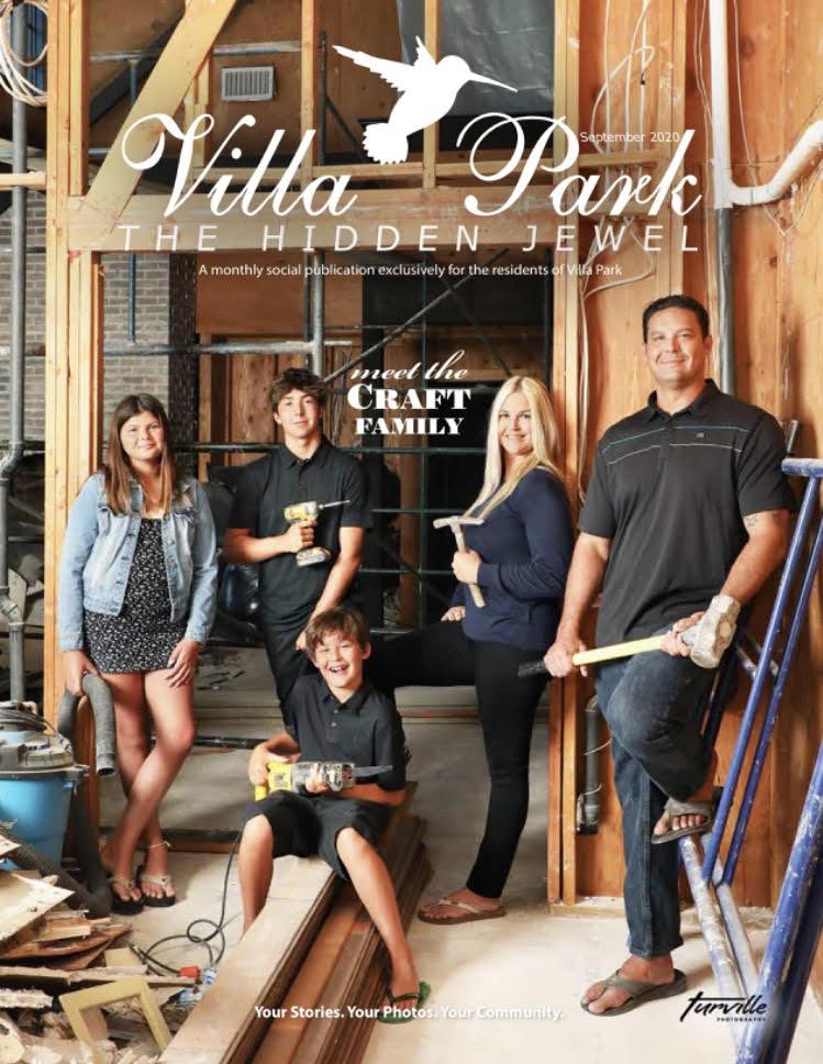 Villa Park Magazine September 2020
