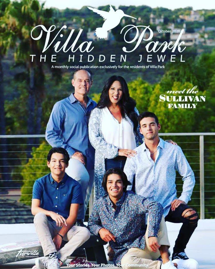 Villa Park Magazine October 2020
