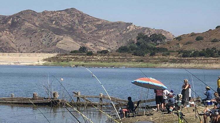 Irvine Lake Reopens