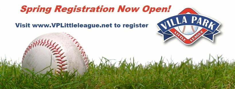 VPLL Spring Registration